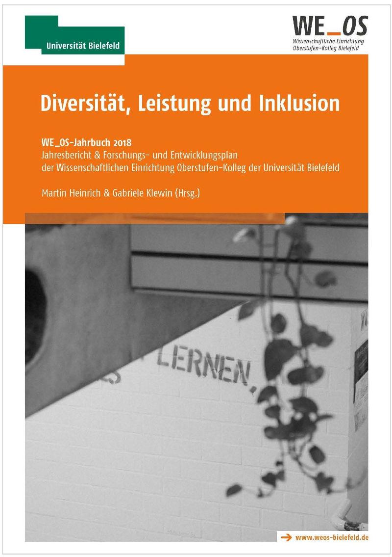 Ansehen Bd. 1 (2018): Diversität, Leistung & Inklusion
